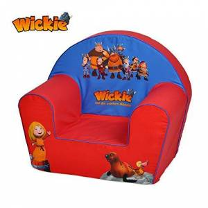 Knorrtoys 83683 knoortoys Wickie-Child Chair, Multi Color