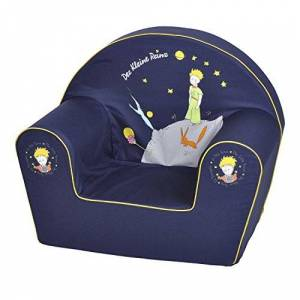 Knorrtoys 87683 knoortoys The Little Prince-Children's Chair, Multi Color