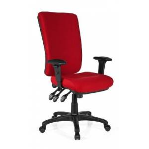 hjh OFFICE ZENIT HIGH Executive Chair - Red