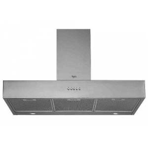 Whirlpool AKR 978 IX Wall Mounted Stainless Steel 420 M Hoods ( - ³/h 420 m³/h, LED/RECIRCULATION, 53 dB, Wall Mounted, Stainless Steel, 2 x (S))
