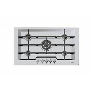 Foster Ke 86.5F. STD-Plate (Built-in, Gas, Stainless Steel, Rotary, Top Front, 9500W)
