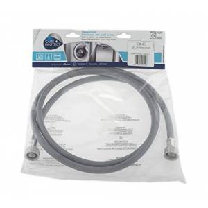 Care + Protect 35601831 Universal Cold Water Inlet Hose-Hose for Connection to Water Mains. Designed for Cold Water Under Pressure for Washing Machines and Dishwashers.