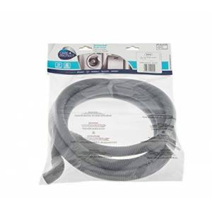 Care + Protect 35601846 Universal Drain Hose-Hose Designed in Special Thermoplastic Polymers for Draining Water, Detergents and Condensation at Low Pressure.