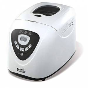 Morphy Richards 48281, Fastbake Breadmaker, 3 Loaf Sizes, Gluten Free, Cool Touch, 600 W