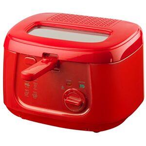 Bestron Fryer, 2.5 liters, Red
