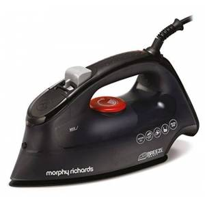 Morphy Richardds Steam Iron from Morphy Richards Breeze Ceramic-Black 300260