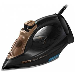 Philips PerfectCare PowerLife Steam Iron GC3929/66 with up to 200g Steam Boost & No fabric burns technology