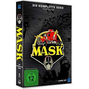 M.A.S.K.-GESAMTEDITION - MOVIE [DVD] [1985]