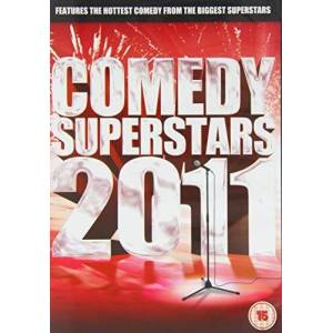 Comedy Superstars 2011 [DVD]