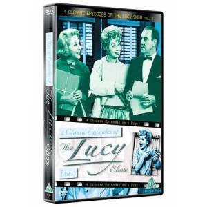 Lucy Show - 4 Classic Episodes - Vol. 3, The (DVD)