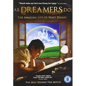 Disney WALT DISNEY STORY: AS DREAMERS DO [DVD]