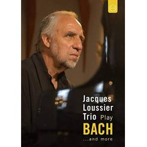 Jacques Loussier Trio plays Bach and more [DVD] [2005]