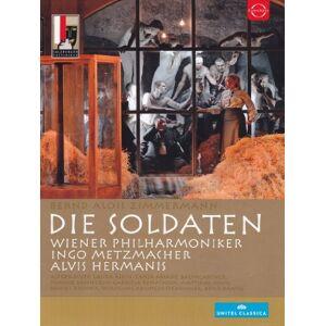 880242725882 Zimmermann: Die Soldaten (Salzburg 2012) Alfred Muff, Laura Aikin, Tanja Ariane Baumgartner] [Euroarts: 2072588] [DVD] [NTSC] [2013]