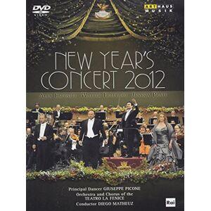 Piotr Ilyich Tchaikovsky, Giuseppe Verdi, Vincenzo Bellini,Nino Rota: New Years Concert 2012 [DVD] [NTSC]