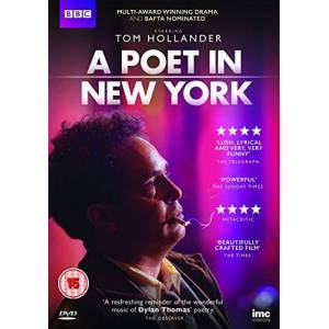 A Poet In New Yok - The multi-award winning drama about Dylan Thomas ( BBC ) starring Tom Hollander. [DVD]