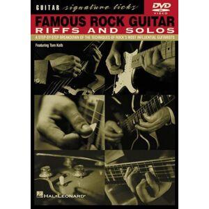 320233 Tom Kolb - Famous Rock Guitar Riffs [2002] (NTSC) [DVD]