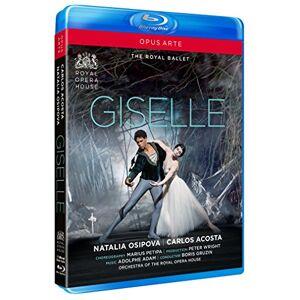 Adam: Giselle [Natalia Osipova, Carlos Acosta] [Blu-ray] [2014] [Region Free] [NTSC]