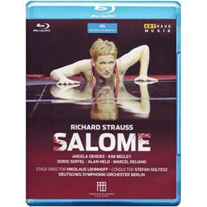 Salome [Blu-ray] [2012] [Region Free]