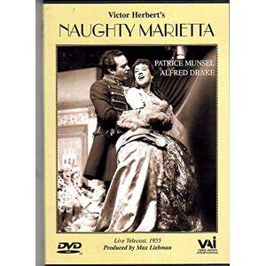 Victor Herbert - Naughty Marietta / Munsel / Drake [1955] [DVD] [NTSC]