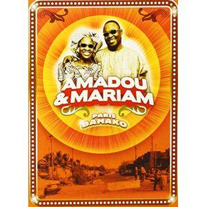 Amadou & Mariam - Paris Bamako (DVD and live CD)