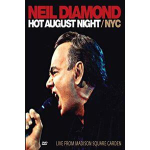 unknown Neil Diamond: Hot August Night NYC [DVD] [2014] [NTSC]