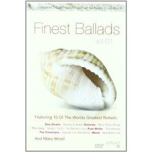 Various Artists - Finest Ballads Vol. 1 [DVD]