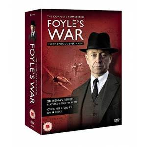 Foyle's War Complete Collection - Remastered [DVD]