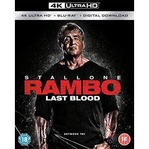 Rambo: Last Blood 4K [Blu-ray] [2019]