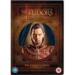 Tudors, The: The Complete Collection - S1-4 (DVD STD-12) (2019 REPACKAGE)