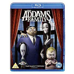 The Addams Family [Blu-ray] [2019] [Region Free]