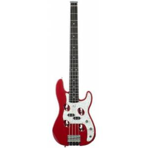 Traveler tb-4p-rd TB-4P Electric Travel Bass with Pre-amp