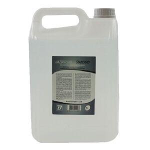 BoomToneDJ Hazer Liquid Fluid for Standard Fog Machines Large Transparent 5 l transparent
