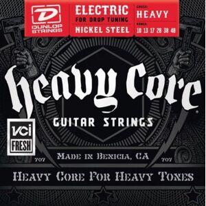 Dunlop Jim Dunlop DHCN24 24 Gauge Heavy Core NPS Electric Guitar String (Single)