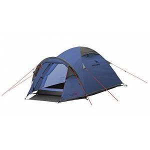 Easy Camp Easycamp Waterproof Quasar 200 Unisex Outdoor Dome Tent available in Blue - One Size