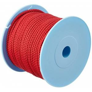 Relags 30Meter Roll Rope, Unisex, 560507, red, One Size