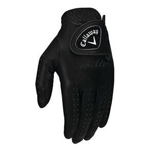 Callaway Golf Women's Opti-Colour Gloves, Black, Small