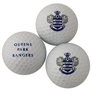 Queens Park Rangers F.C. Queens Park Rangers 3 Pack Golf Ball Gift Set