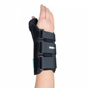 Formfit Form Fit 20 cm Large Left Wrist Support with Thumb Spica