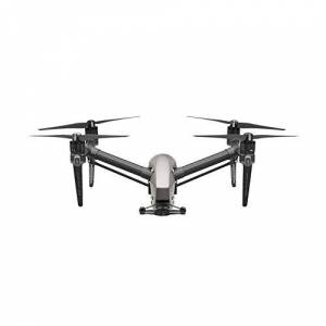 DJI Inspire 2 Drone for use cinema without camera, black / silver