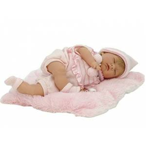 Nines Artesanals d'Onil 700 Mi Bebito Doll, Pink
