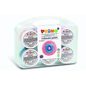Morocolor Italia SpA Morocolor Tempera Finger Pearl First-39x 24.5x 18cm-Assorted-229tpd100sp (CONF. 6)