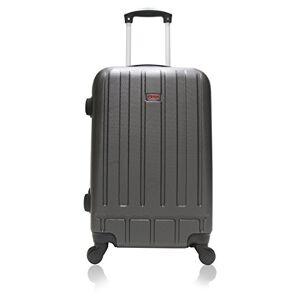 Hero Brava Suitcase, 55 cm, 36 liters, Grey (Gris Fonce)