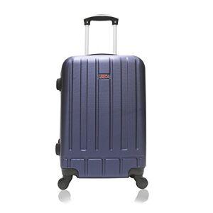Hero Brava Suitcase, 76 cm, 93 liters, Blue (Bleu)