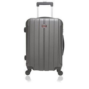 Hero Fogo Suitcase, 66 cm, 60 liters, Grey (Gris Fonce)