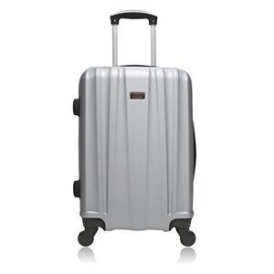 Hero Gomera Suitcase, 66 cm, 60 liters, Grey (Gris)