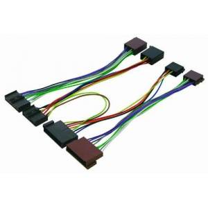 Phonocar 4/797 Cable for Hands-Free Kit Ford Escort / 99' Fiesta / 02' KA / 02' Mondeo Multi-Coloured