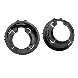 ACV Electronic ACV 271250La Drive Speaker Rings for Renault Laguna (165mm Side Car Boot)