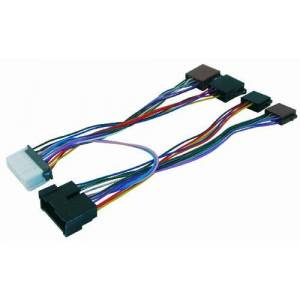 Phonocar 4/786 Cable for Hands-Free Kit Chevrolet/Hyundai/Kia Multi-Coloured