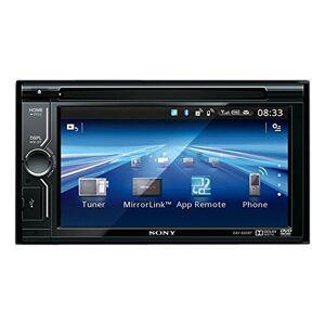 Sony XAV-602BT Car CD/DVD Multimedia System with Built In Bluetooth, USB and Mirror Link
