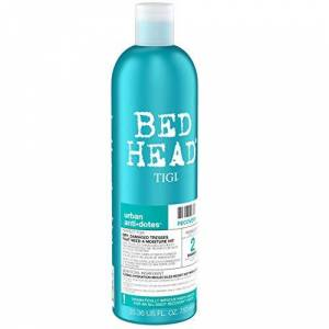 Tigi Bed Head Urban Antidotes Recovery Moisture Shampoo for Dry Hair, 750 ml